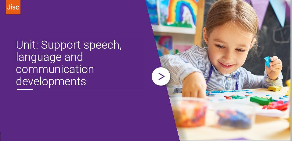 Support speech, language and communication developments activity thumbnail