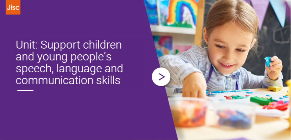 Support children and young people's speech, language and communication skills activity thumbnail