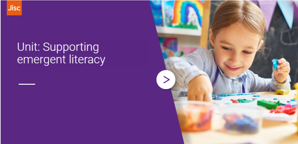 Supporting emergent literacy activity thumbnail