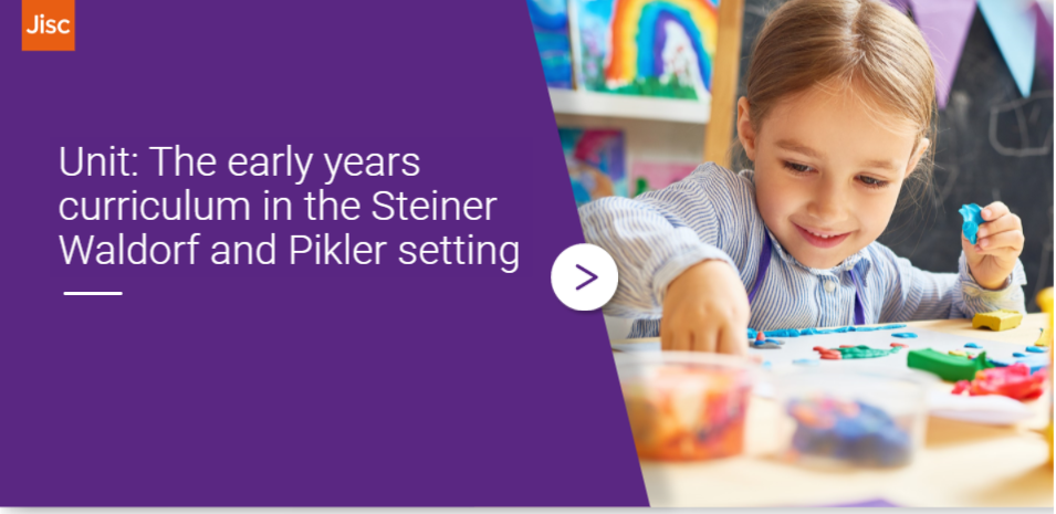 The early years curriculum in the Steiner Waldorf and Pikler setting activity thumbnail